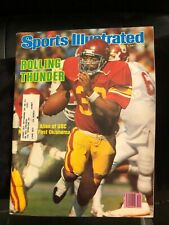 Marcus Allen's 1st Cover of Sports Illustrated 1981 - MINT