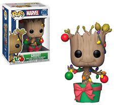 Marvel: Holiday POP Marvel Groot Vinyl Figure #399 [Lights & Ornaments]