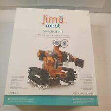 UBTECH - Jimu Tankbot, Kit De Construction et de Code Pour Robot neuf et scellé