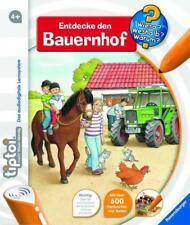 tiptoi® Wieso? Weshalb? Warum?: Entdecke den Bauernhof Kindersachbuch Kinderbuch