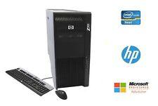 HP Z800 Music Production Workstation Intel XEON X5570 x 2