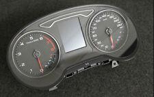 Audi a3 8v 1.8 tfsi velocímetro combi instrumento fis AMF acc cluster 8v0920870a