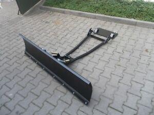 Schneeschild Schneepflug 150cm Polaris Trail Blazer Quad ATV Schneeräumschild