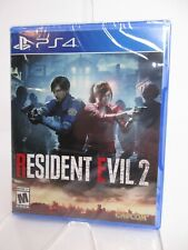 Playstation 4 PS4 Resident Evil 2 Factory Sealed