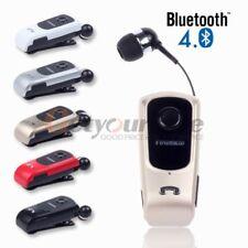 Original FineBlue F920 Wireless Bluetooth Headset Business Earphone Vibrate Clip
