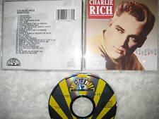 CD Charlie Rich - Rebound -- Sun Records Elvis Presley Johnny Cash Rock & Roll n