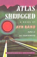 Atlas Shrugged [Centennial Ed.] , Rand, Ayn