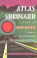 Atlas Shrugged (centennial Edition): By Ayn Rand