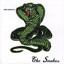 BRIAN JONESTOWN MASSACRE RELATED - The SNAKES (60'S PSYCH STYLE) CD
