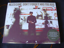 Slip Album: Miles Kane : Don't Forget Who You Are  Deluxe Limited Edition Sealed