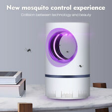 Portable USB Physical Mosquito Killer Insect Zapper Repellent Trap Catcher Lamp