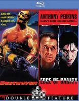 Destroyer  Edge of Sanity [Blu-ray] Blu-ray
