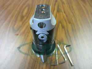 2'' PRECISION ADJUSTABLE BORING HEAD WITH CAT40 ARBOR--new