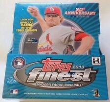 2013 Topps Finest 20th Anniversary Baseball MLB