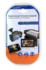 3 Clear LCD Screen Guard For Canon Powershot G7 X Mark II G9 G5 G3 X SX720
