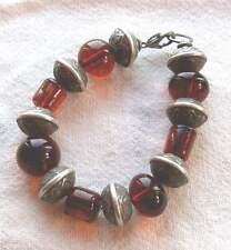 Bracelet de prestige en veritables perles de Murano