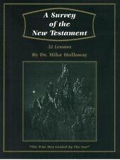 KJV Sunday School Lessons - Survey of the New Testament