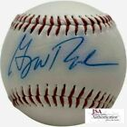 "Superb President George W. Bush Signed Autographed ""Texas Rangers"" Baseball JSA"