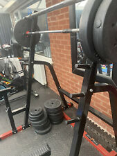 Squat Rack , Bars And Weights Professional
