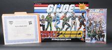 2017 Hasbro GI Joe Con Convention BF Battle Force 2000 Boxed 15 Figure Set