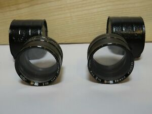 Yashica Mat 124G Nahlinsen ( Close-up lens )No.1 & No. 2 in very good condition