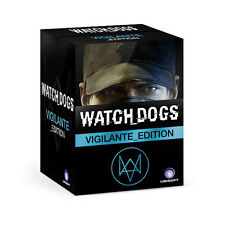 Watch Dogs - Vigilante Edition für Playstation 3 PS3 | 100% UNCUT | NEUWARE | dt