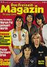 Das Freizeit-Magazin Nr.25 vom 13.6.1977 Bernhard Brink, Buster, Peter Maffay...