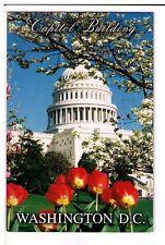 Postcard:U.S. Capitol Building, Washington D.C. USA