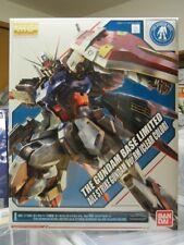 "Gundam Base limited MG 1/100 "" Aile Strike Gundam Ver. RM Clear Color "" BANDAI"