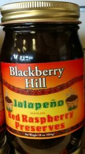 Jalapeno Preserves 6 flavors!