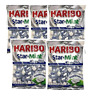 5 Pack Haribo Star Mint Chewy Mints Peppermint 6.5 oz eack  Fresh Candy 5 BAGS