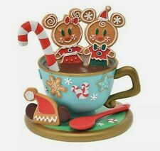 Gingerbread Accessory Stand Disney Japan 2020 Mickey Minnie Christmas