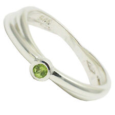 Engagement Band Round Sterling Silver Fine Rings