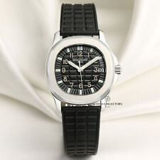 Patek Philippe Aquanaut 5066A-001 Stainless Steel Black Dial