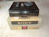 Sony SCD-XA9000ES High-End SACD-Player, OVP, gepflegt, 2 Jahre Garantie