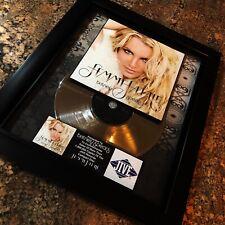 Britney Spears Femme Fatale Platinum Record Music Award Album Disc