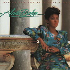 ANITA BAKER - Giving you the best that I got - CD album