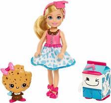 Mattel Barbie Dreamtopia Chelsea y 2 amigos de galletas dulces y galletas