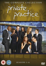 Private Practice Complete Collection 1-6 DVD Box Set All Seasons 1 2 3 4 5 6 UK