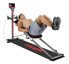 Total Gym Home Exercise Fitness Gym Machine XL7 Ab Trainer Wokout DVD