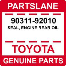 90311-92010 Toyota OEM Genuine SEAL, ENGINE REAR OIL