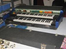 Farfisa VIP 400 Vintage Combo Organ, Pro gewartet mit Shop Eingang, 100% WORKING