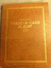 Vintage Album Old Trade Playing Cards Animals Dog, Cats and many Animals