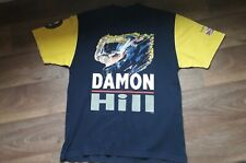 Damon HILL T shirt Large 1998