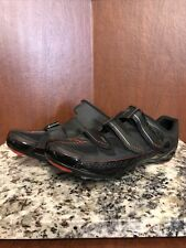 Specialized Men's Sport RD Body Geometry Black Cycling Shoes Size US 12.25 EU 46