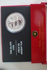 2005 Canadian 60th Anniversary of the end of Second World War Proof Silver Coin