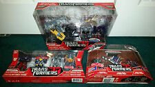 Legends 6-Pack 4-Pack Transformers Movie Cybertron Optimus Prime Megatron + MISP