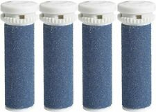 Scholl Compatible Express Pedi Extra Coarse Replacement Rollers Refill X 4 by CS