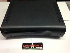 Xbox 360 Elite Schwarz Hülle Case nur für Teile oder Exterior COLOR SWAP