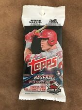 2018 Topps Series 1 Autograph HOT PACK?! Postseason Black Red Trout?!